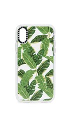 Casetify Jungle Leaves Iphone X Xs Case Multi