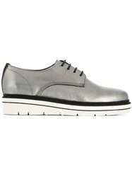 Tommy Hilfiger Oxford Style Sneakers Metallic