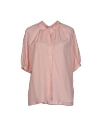 Axara Paris Shirts Pink