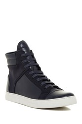 Kenneth Cole Double Up High Top Sneaker Blue
