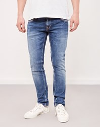 Nudie Jeans Co Long John Television Blue