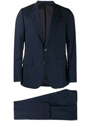 Paul Smith Checkered Two Piece Suit 60