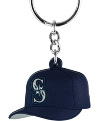 Aminco Seattle Mariners Mlb Soft Rubber Cap Keychain