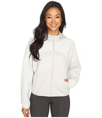 Puma Yogini Warm Jacket Gray Violet Women's Coat White