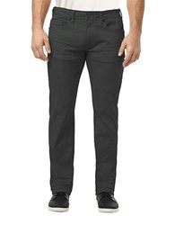 Buffalo David Bitton Six X Slim Straight Colored Jeans Jungle