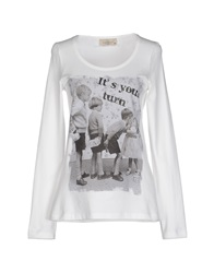 Just For You T Shirts Grey