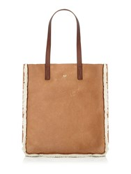 Ugg Claire Tan Tote Bag Tan