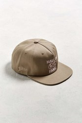 Hall Of Fame World Premiere Baseball Hat Khaki