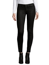 Robin's Jean Studded Jeans Black Coated