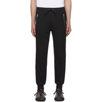 Coach 1941 Black French Terry Lounge Pants