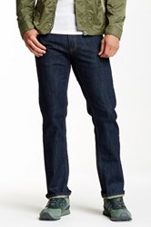 Rvca Regulars Ii Straight Leg Jean Blue