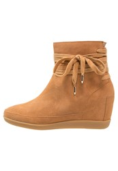 Shoe The Bear Emmy Start Ankle Boots Cognac