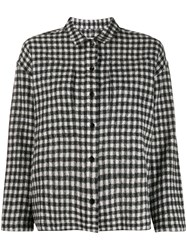 Ymc Checked Relaxed Shirt 60