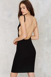 Nasty Gal Let Me Be Tank Bodycon Dress