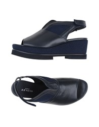 Audley Footwear Sandals Women Black