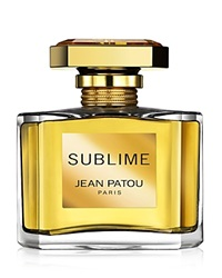 Jean Patou Sublime Eau De Parfum 2.5 Oz. No Color