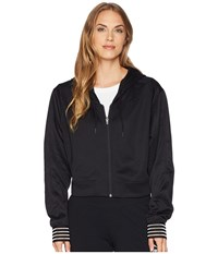 Puma Fusion Full Zip Hooded Jacket Black Coat