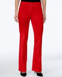 Xoxo Juniors' Wide Leg Trousers Red
