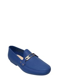 Vivienne Westwood Safety Pin Detail Jelly Loafers