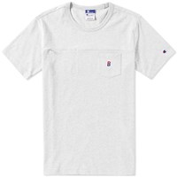 Champion X Beams Pocket Tee Grey