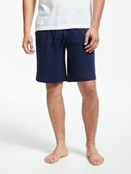 Ralph Lauren Polo Liquid Cotton Lounge Shorts Navy
