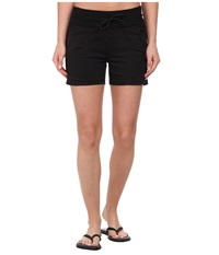 The North Face Aphrodite Woven Pull On Short Tnf Black Women's Shorts
