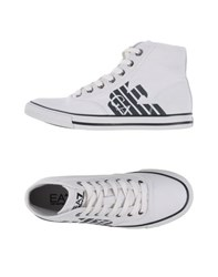 Emporio Armani Ea7 Footwear High Tops And Trainers Women