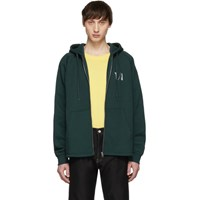 Tiger Of Sweden Jeans Green Capone Hoodie