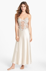 Flora Nikrooz 'Showstopper' Nightgown Champagne