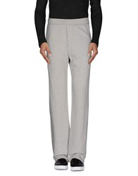 James Perse Standard Trousers Casual Trousers Men Light Grey