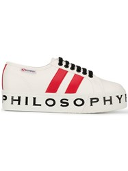 Philosophy Di Lorenzo Serafini Superga X White