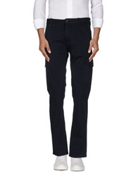 Guess Trousers Casual Trousers Men Dark Blue