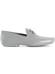 Vivienne Westwood Anchor Loafers Grey