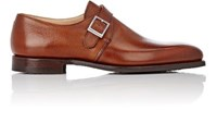 Crockett Jones And Men's Monkton Shoes Brown