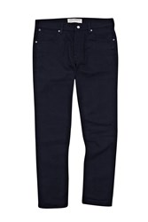 French Connection Men's Co Slim Black Jeans Denim Rinse
