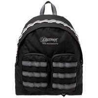 Eastpak X White Mountaineering Doubl'r Backpack Black