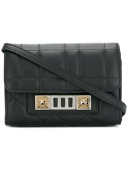 Proenza Schouler Quilted Crossbody Bag Black