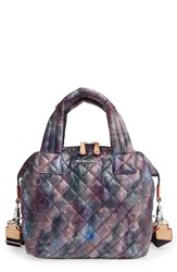 M Z Wallace Mz 'Small Sutton' Quilted Oxford Nylon Crossbody Bag