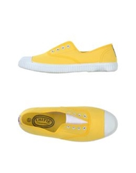 Chipie Low Tops And Trainers Yellow