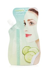 Forever 21 Cucumber Peel Off Face Mask White
