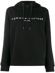 Tommy Hilfiger Embroidered Logo Hoodie 60