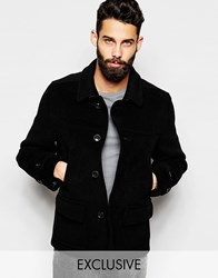 Gloverall Donkey Jacket Exclusive Black