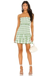 Likely Cherelle Dress Green