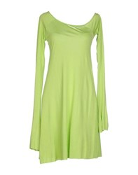 Charlott Dresses Short Dresses Women Light Green