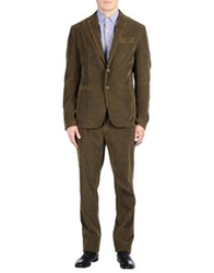 Roda Suits Military Green