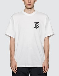 Burberry Emerson T Shirt White