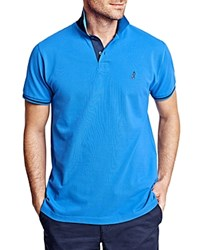 Thomas Pink Brandon Plain Regular Fit Polo Blue Navy