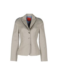 Vivienne Westwood Red Label Suits And Jackets Blazers Women Light Grey