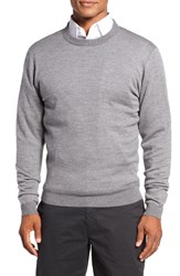Bobby Jones Men's Bird's Eye Merino Wool Sweater