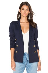 Blaque Label Easy Blazer Navy